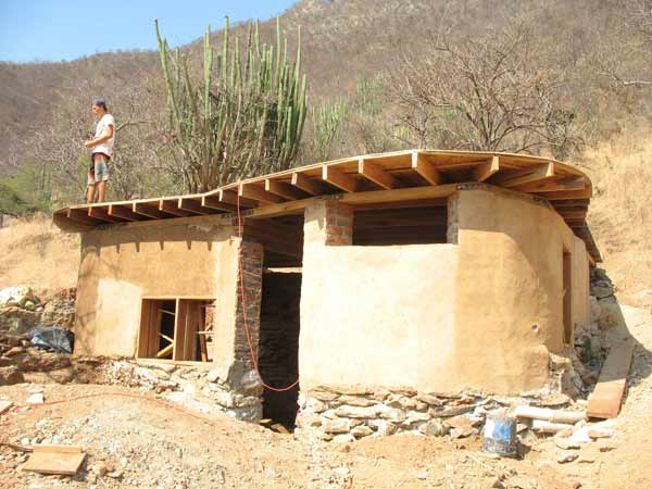 Casaecologica techos for Techos economicos para casas