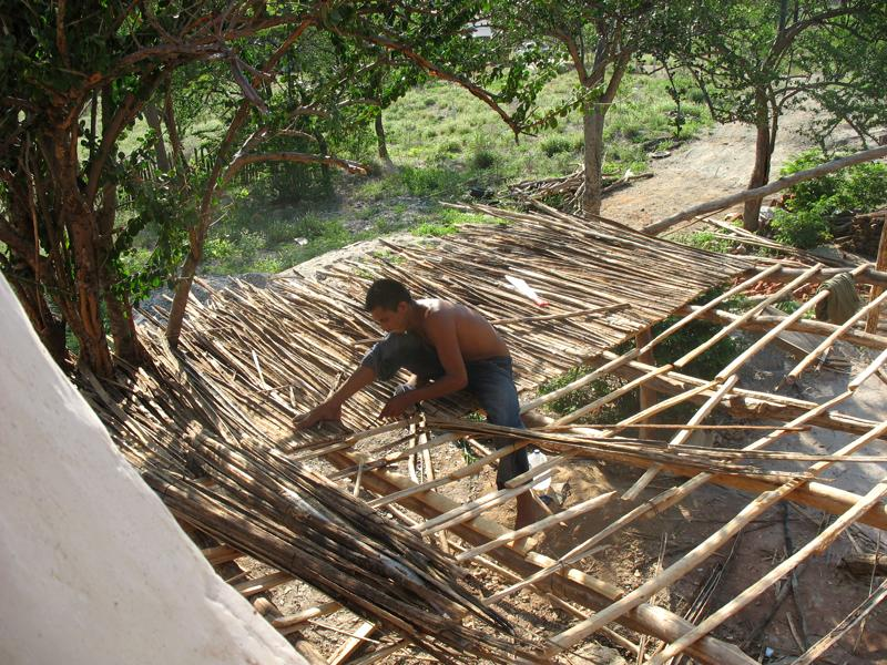 Casaecologica Techo Wayuu