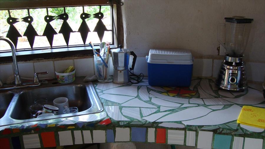 Casaecologica acabados for Gabinetes en cemento