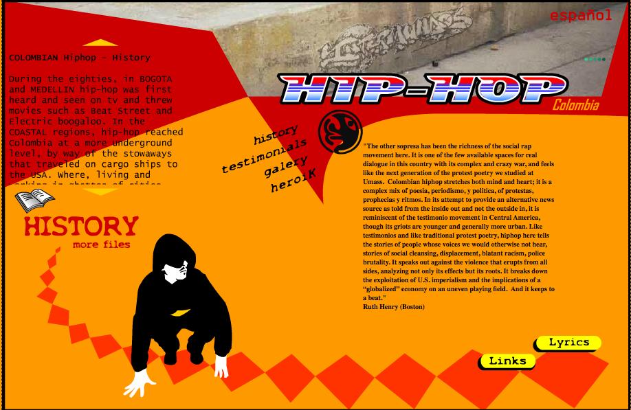 HIP HOP WEB