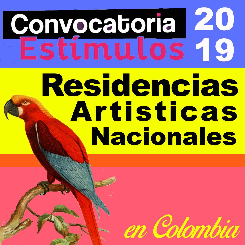 Convocatoria Estimulos 2019 – Residencias Intermundos
