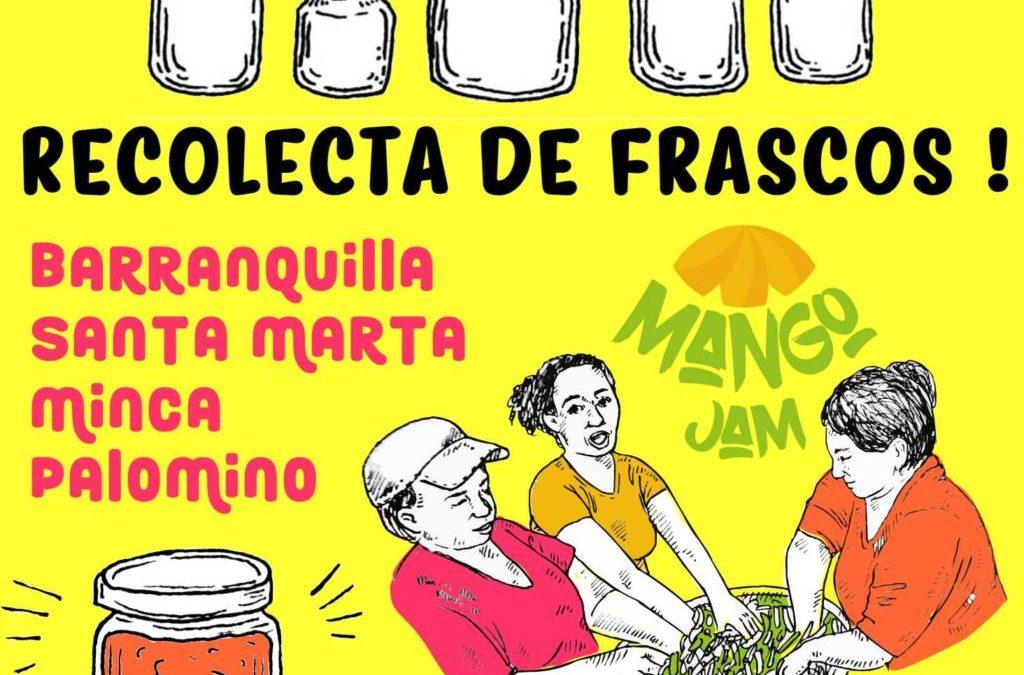 Recolecta de Frascos!