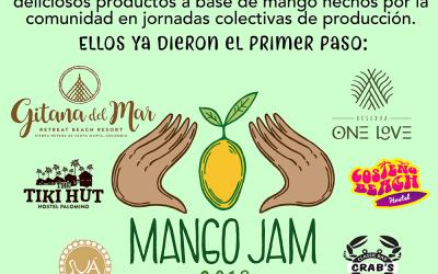 El sector turistico se une al Mango Jam!